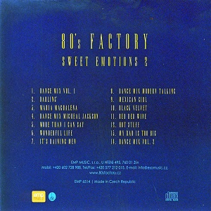 80s Factory Sweet emotions 2
